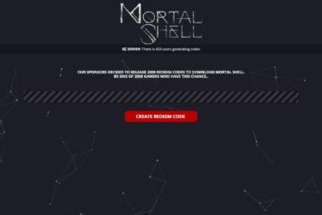 Mortal Shell Redeem Code